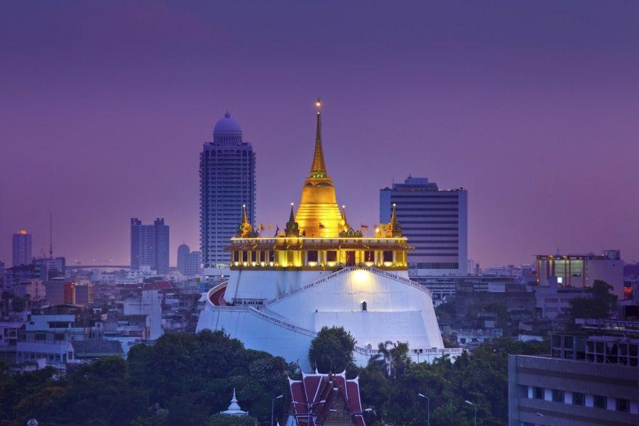 Отчет о путешествии в Бангкок
