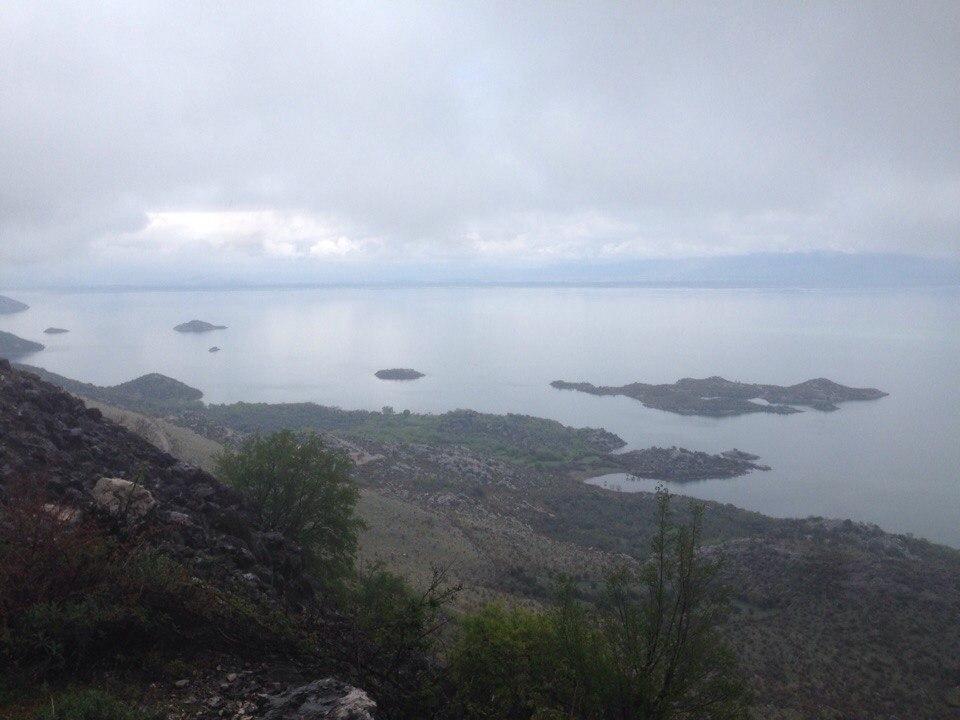 Отчет о путешествии в Бар Жабляк Улцинь