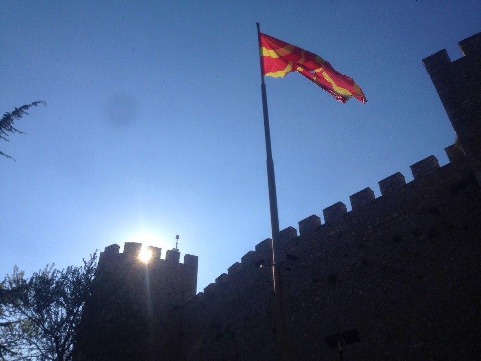 Отчет о путешествии в Македонию Охрид