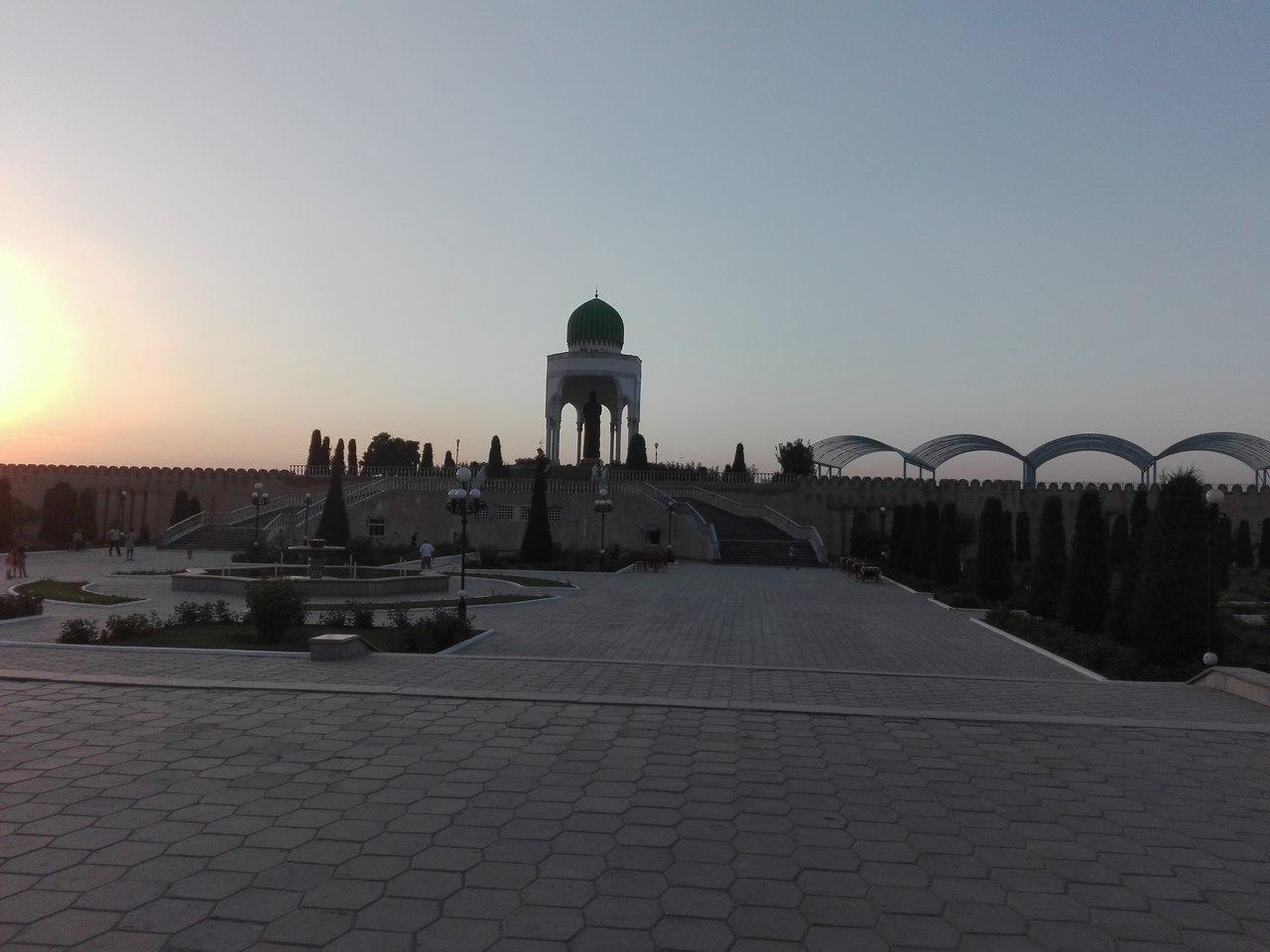 Отчет о путешествии в Киргизию Ош