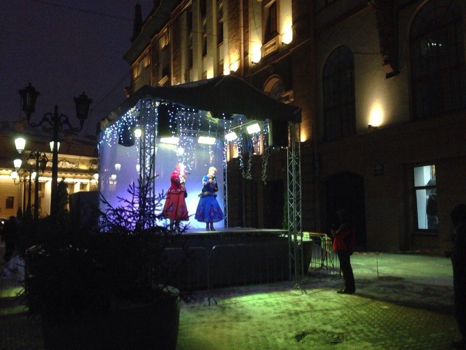 Отчет о путешествии в Санкт-Петербург