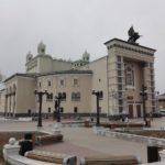 Отчет о путешествии по России. Улан-Удэ 19.05.2017 (129-Й ДЕНЬ ПУТИ)