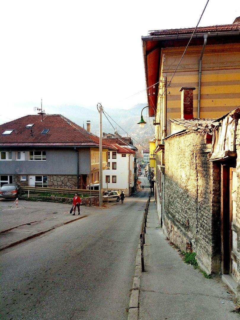 Отчет о путешествии в Сараево