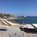 Отчет о путешествии на Кипр. Пафос 19.07.2017 (190-Й ДЕНЬ ПУТИ)