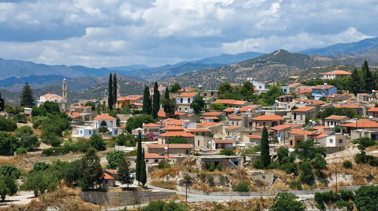 Отчет Кипр