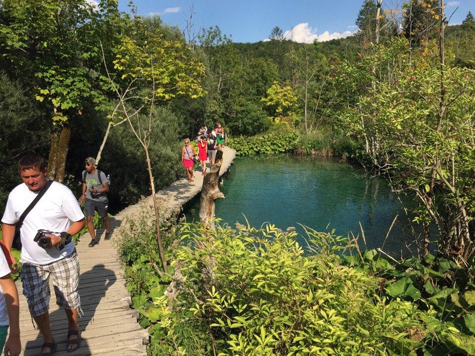 Отчет о путешествии в Хорватию