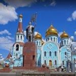 Отчет о путешествии по России. Хабаровск 17-18.05.2017 (127-128-Й ДНИ ПУТИ)