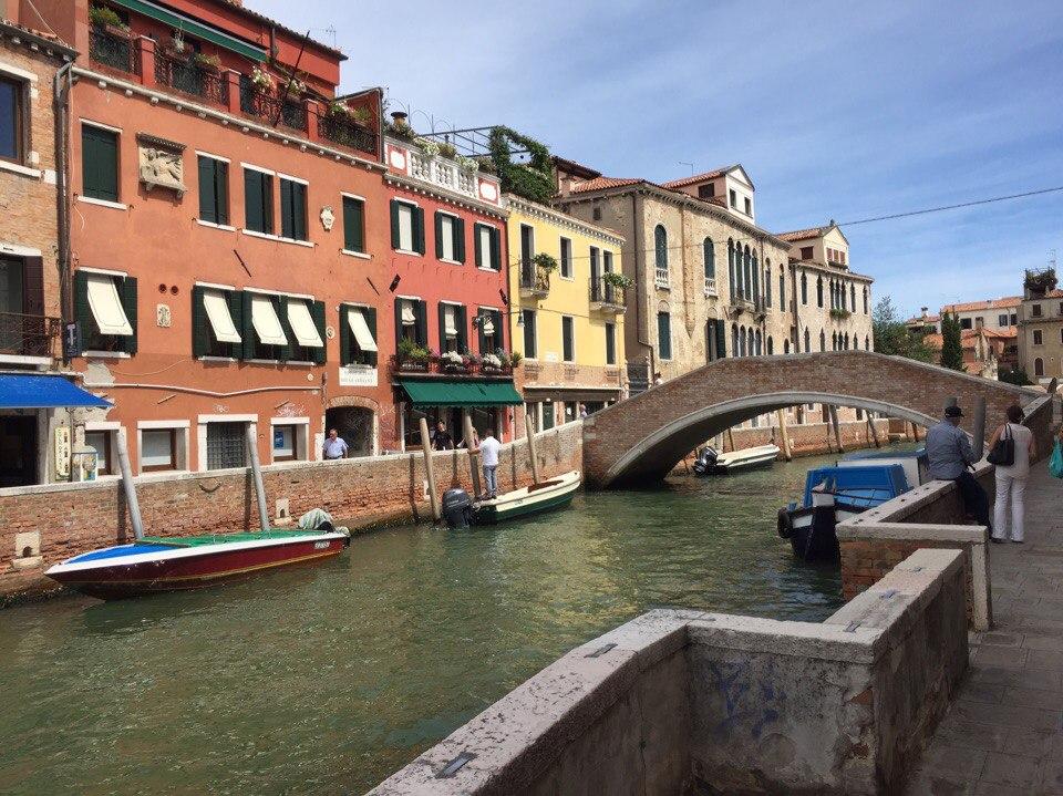 Отчет о путешествии в Болонью