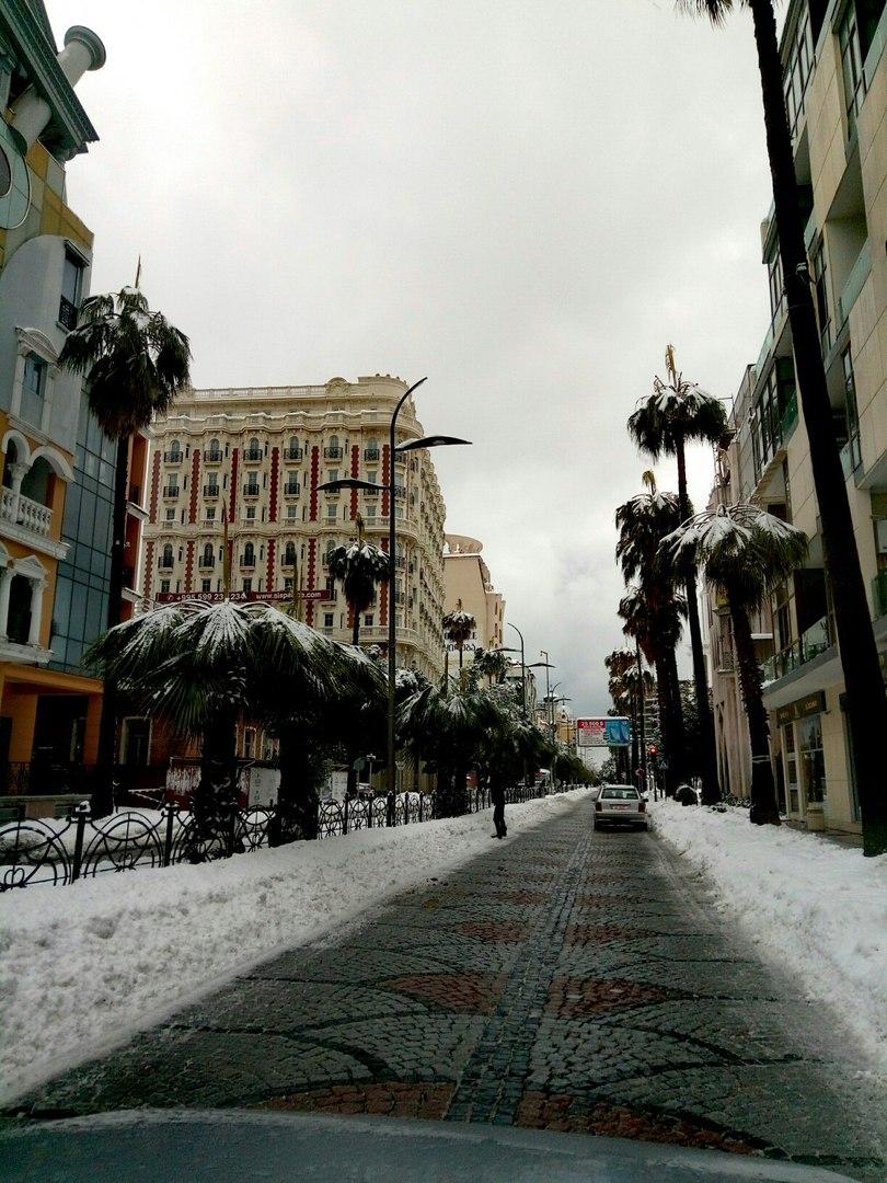 Отчет о путешествии в Грузию Батуми