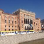 Отчет о путешествии в Боснию и Герцеговину. Сараево 27.03.2017 (77-Й ДЕНЬ ПУТИ)