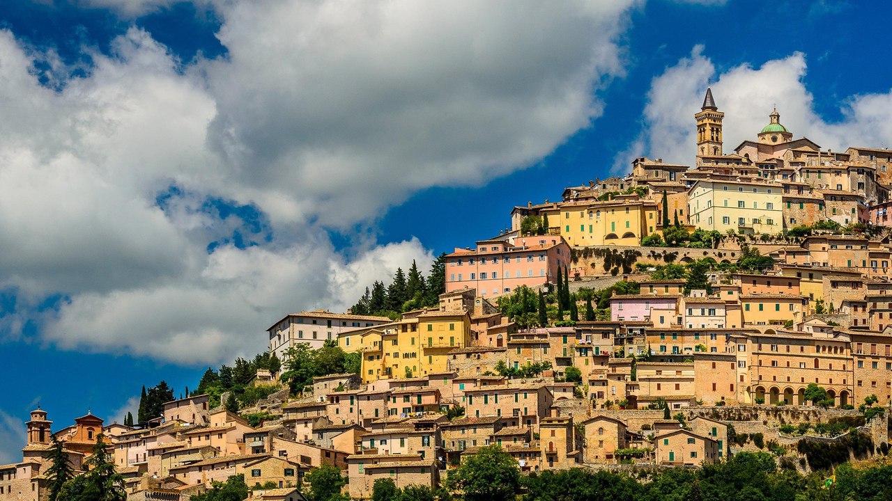 Отчет о путешествии в Рим