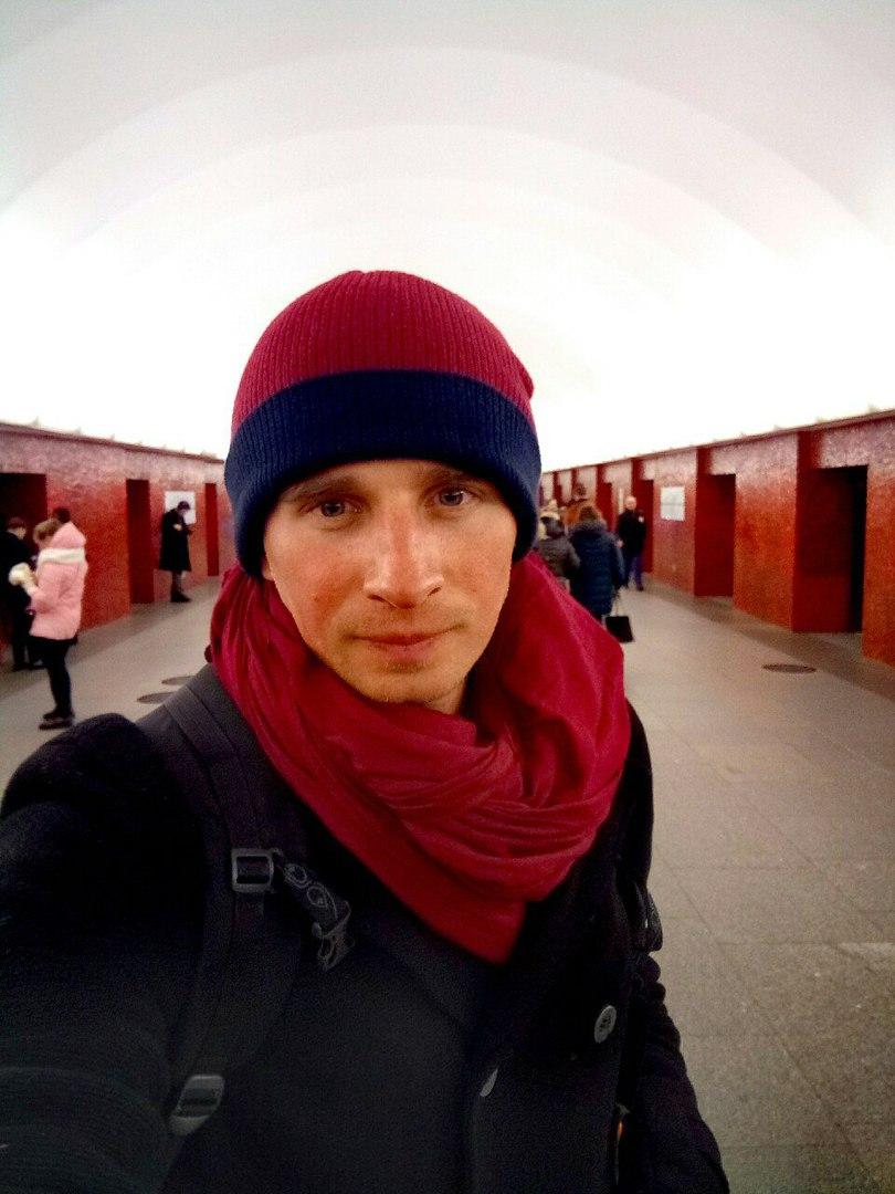Отчет о путешествии по России Санкт-Петербург