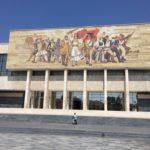 Отчет о путешествии в Косово. Приштина 23.08.2017 (225-Й ДЕНЬ ПУТИ)