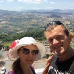 Отчет о путешествии в Италию. Римини, Сан-Марино 29.07.2017 (200-Й ДЕНЬ ПУТИ)