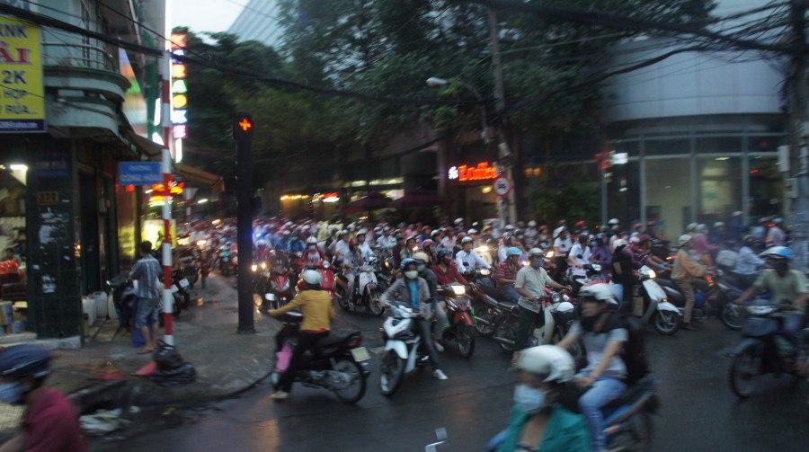 Отчет о путешествии во Вьетнам