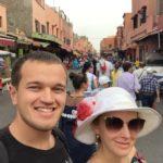 Отчет о путешествии в Марокко. Марракеш 25.09.2017 (258-Й ДЕНЬ ПУТИ)