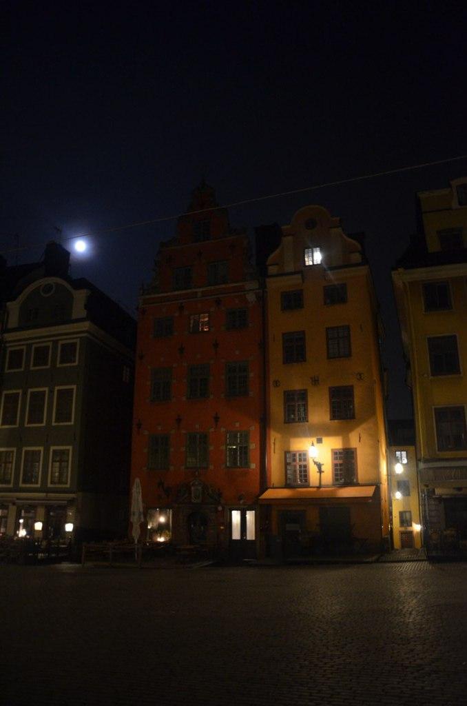 Отчет о путешествии в Швецию Нючёпинг
