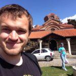 Отчет о путешествии в Македонию. Охрид 10.04.2017 (90-Й ДЕНЬ ПУТИ)