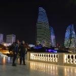 Отчет о путешествии в Азербайджан. Баку 21.01.2017 (11-Й ДЕНЬ ПУТИ)