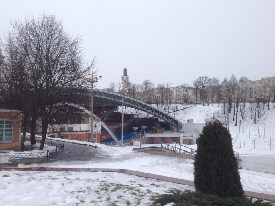 Отчет о путешествии в Беларусь Витебск