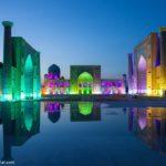 Отчет о путешествии в Узбекистан. Самарканд 18.06.2017 (159-Й ДЕНЬ ПУТИ)