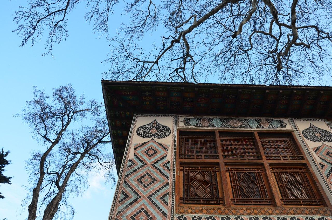 Отчет о путешествии в Азербайджан Шеки