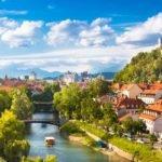 Отчет о путешествии в Словению. Любляна 27.08.2017 (229-Й ДЕНЬ ПУТИ)