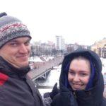 Отчет о путешествии в Беларусь. Витебск 23.02.2017 (44-Й ДЕНЬ ПУТИ)