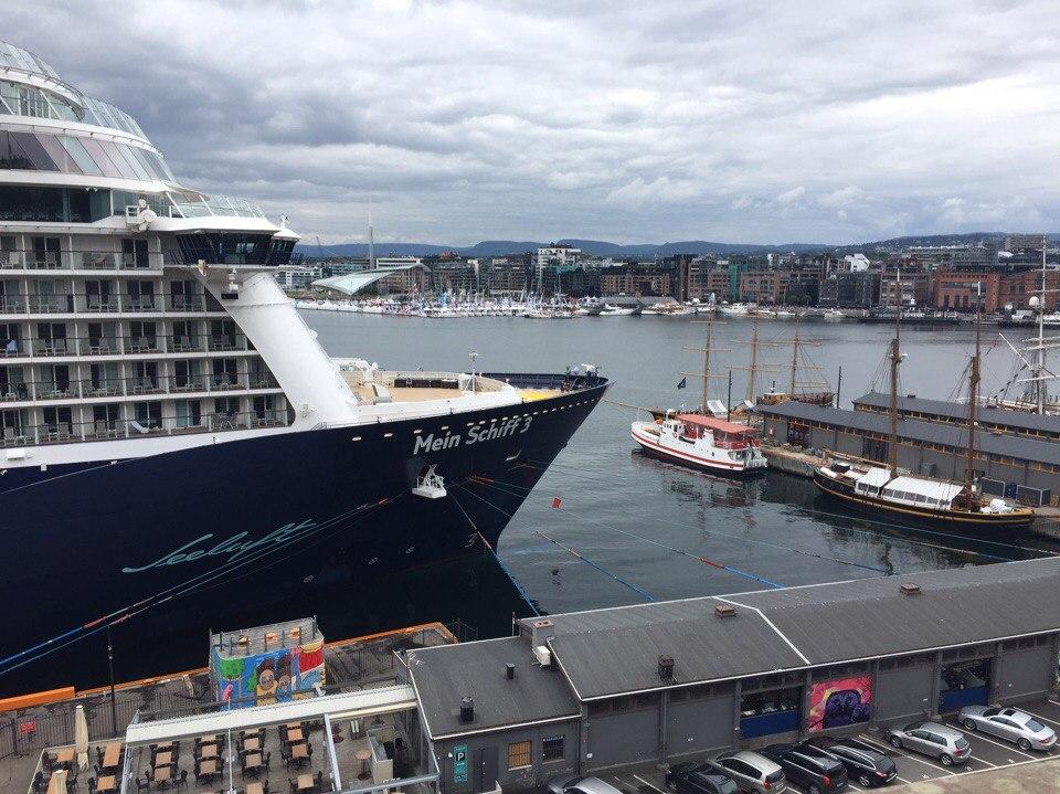 Отчет о путешествии в Норвегию