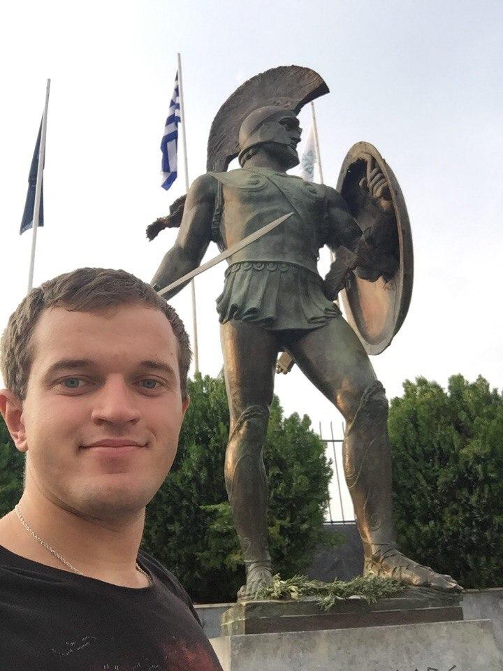 Отчет о путешествии в Афины