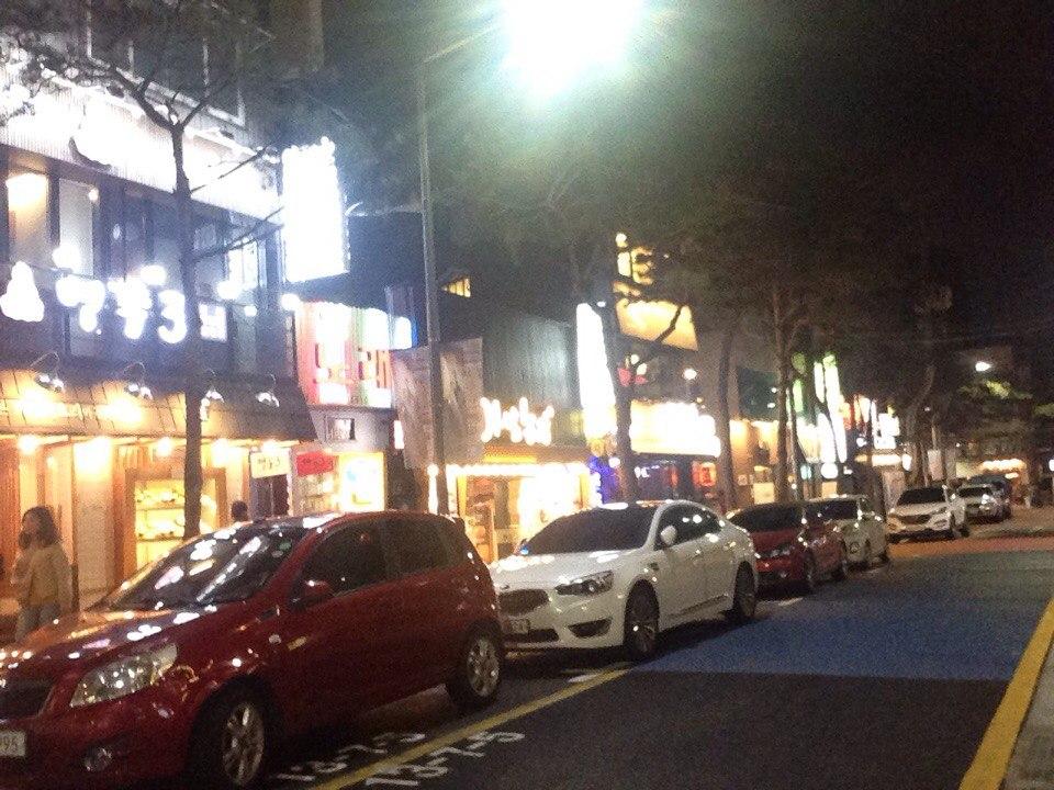 Отчет о путешествии в Сеул