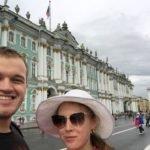 Отчет о путешествии по России. Санкт-Петербург 18.07.2017 (189-Й ДЕНЬ ПУТИ)