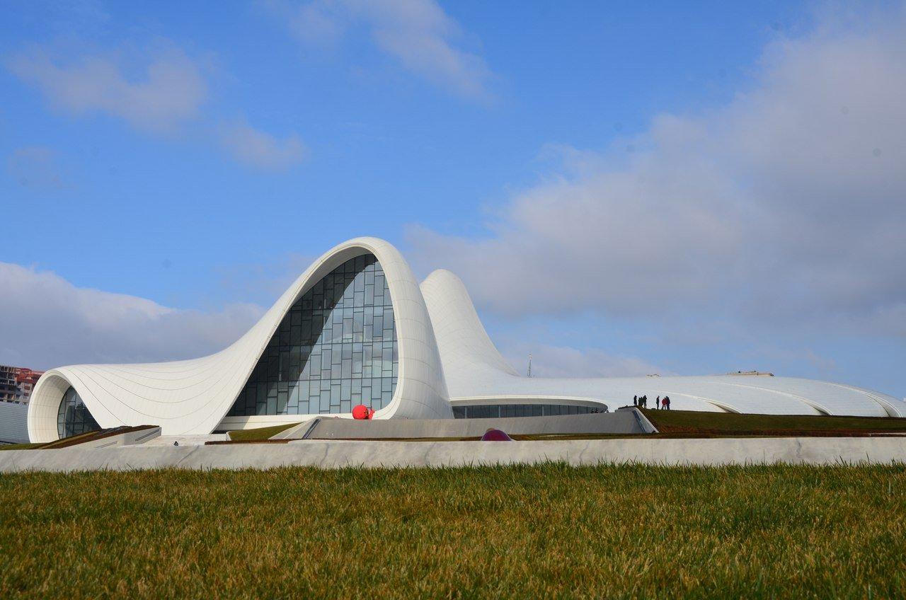 Отчет о путешествии в Баку