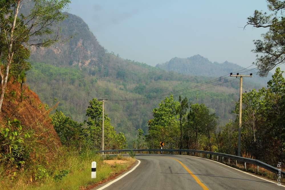 Отчет о путешествии в Чиангмай