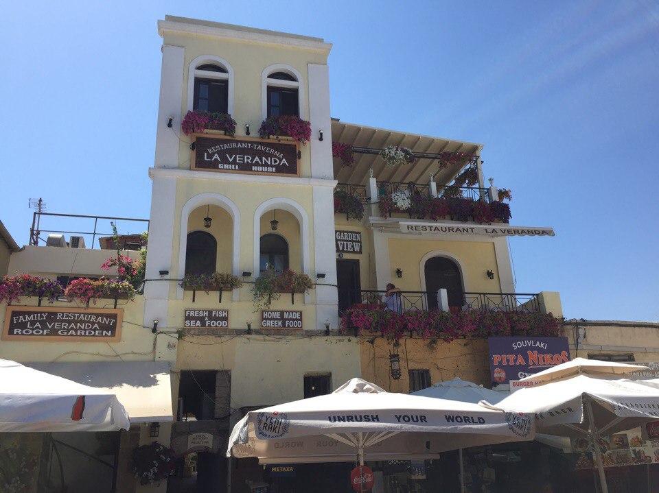 Отчет о путешествии на Родос