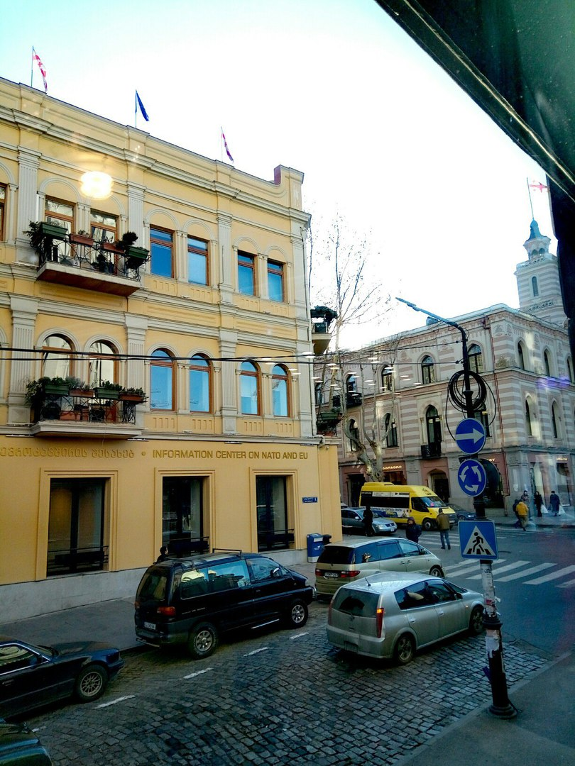 Отчет о путешествии в Грузию в Тбилиси