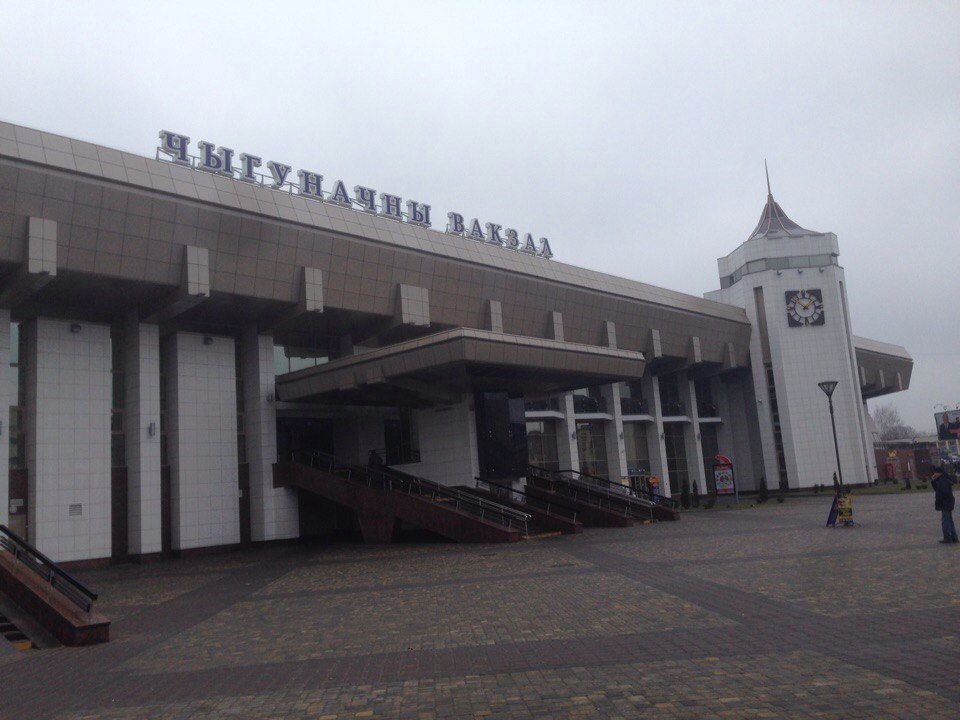 Отчет о путешествии в Беларусь Гродно Минск