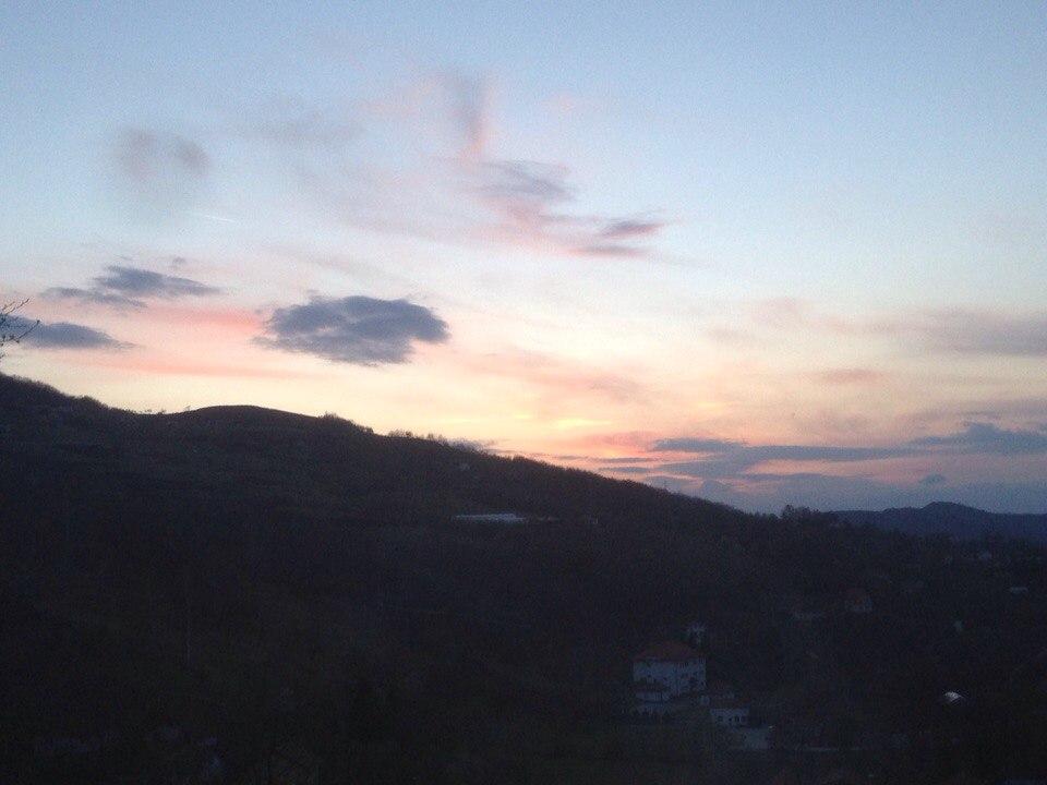 Отчет о путешествии Баня-Лука Вогошча