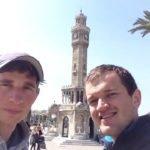 Отчет о путешествии в Турцию. Измир 24.03.2017 (73-Й ДЕНЬ ПУТИ)