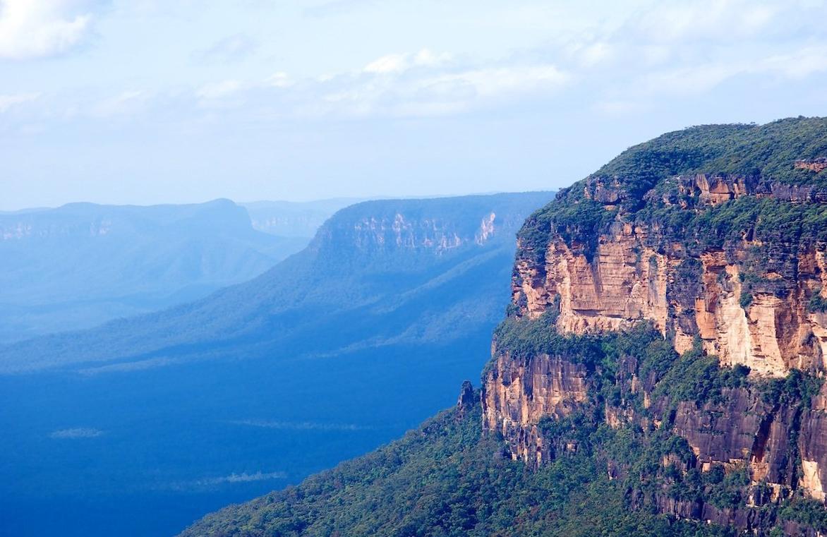 Что посмотреть в Сиднее? Голубые горы