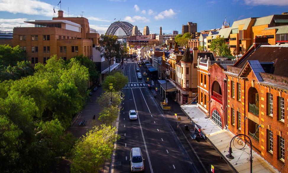 Что посмотреть в Сиднее? The Rocks
