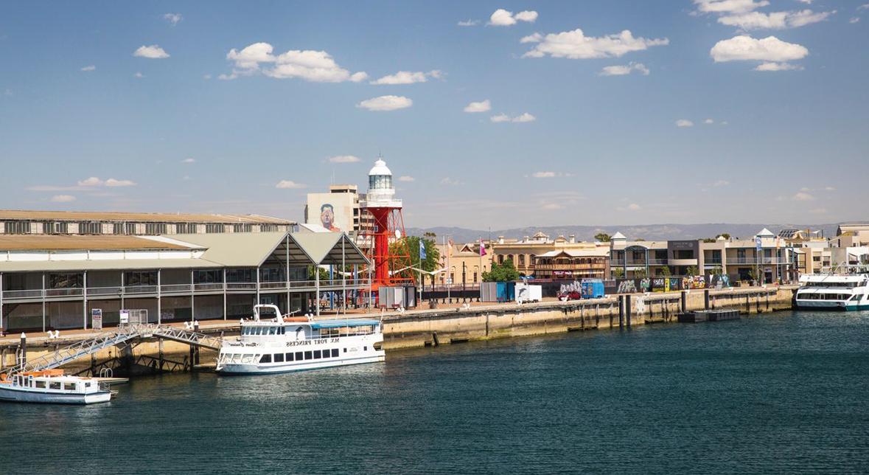 Что посмотреть в Аделаиде? Порт-Аделаида