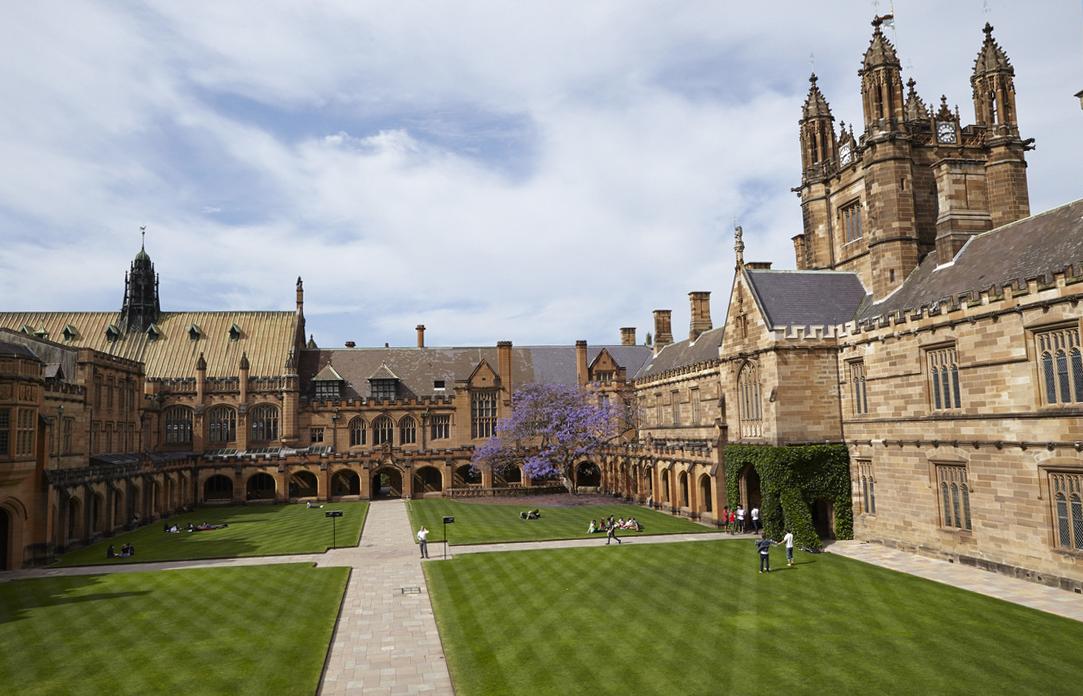 Что посмотреть в Сиднее? Сиднейский университет