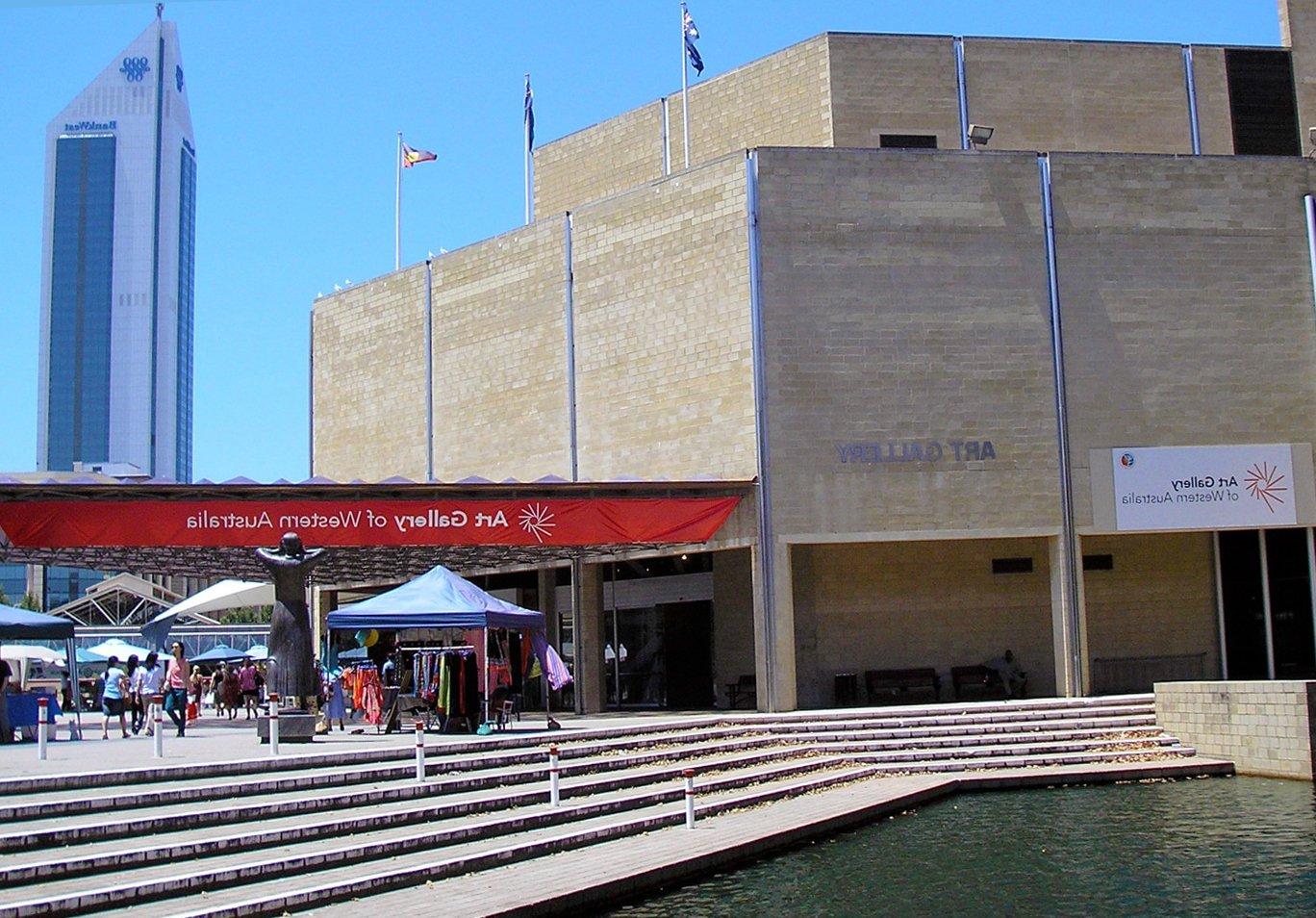 Что посмотреть в Перте? Художественная Галерея Западной Австралии
