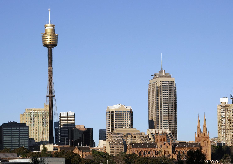 Что посмотреть в Сиднее? Башня Sidney Tower