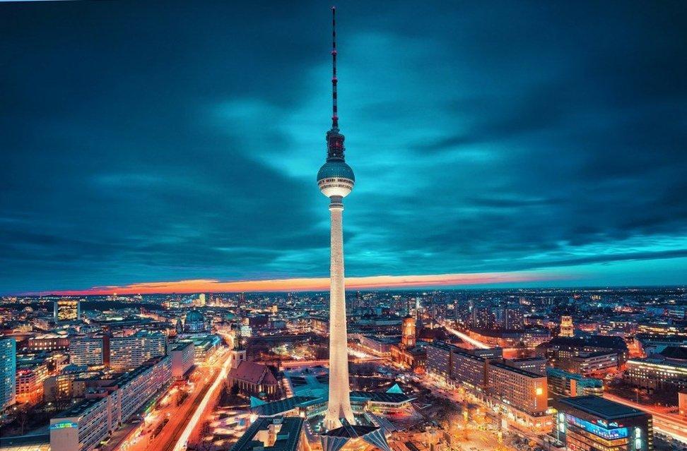 Что посмотреть в Берлине? Телебашня