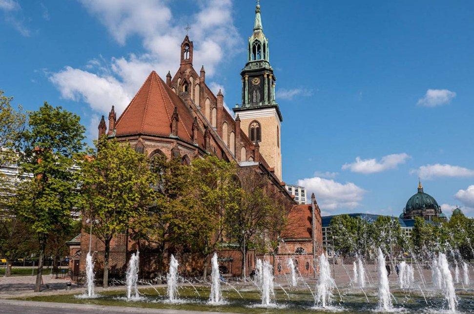 Что посмотреть в Берлине? Церковь Святой Марии
