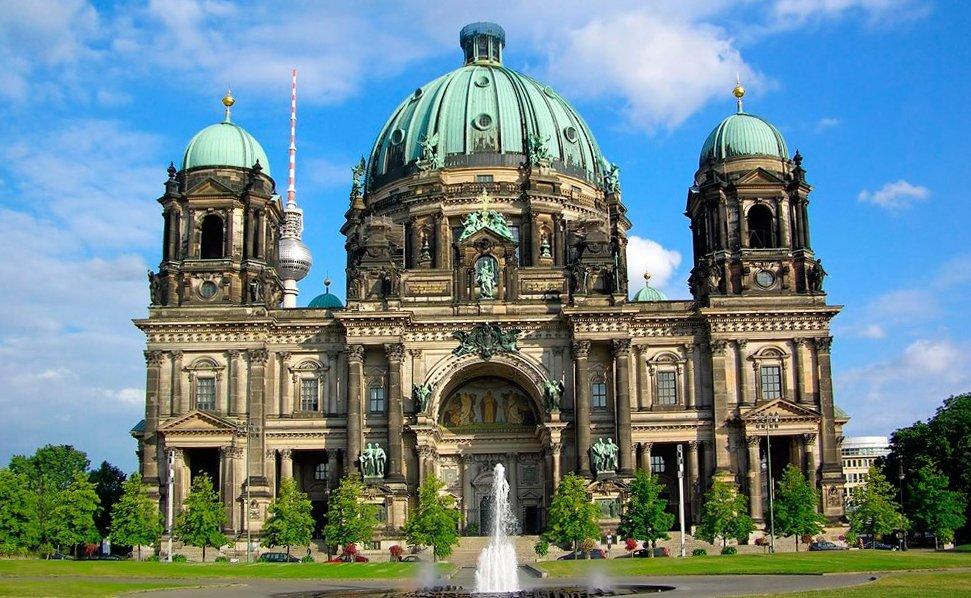 Что посмотреть в Берлине? Кафедральный Собор