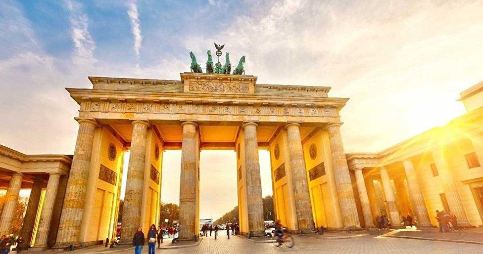 Что посмотреть в Берлине? Бранденбургские ворота