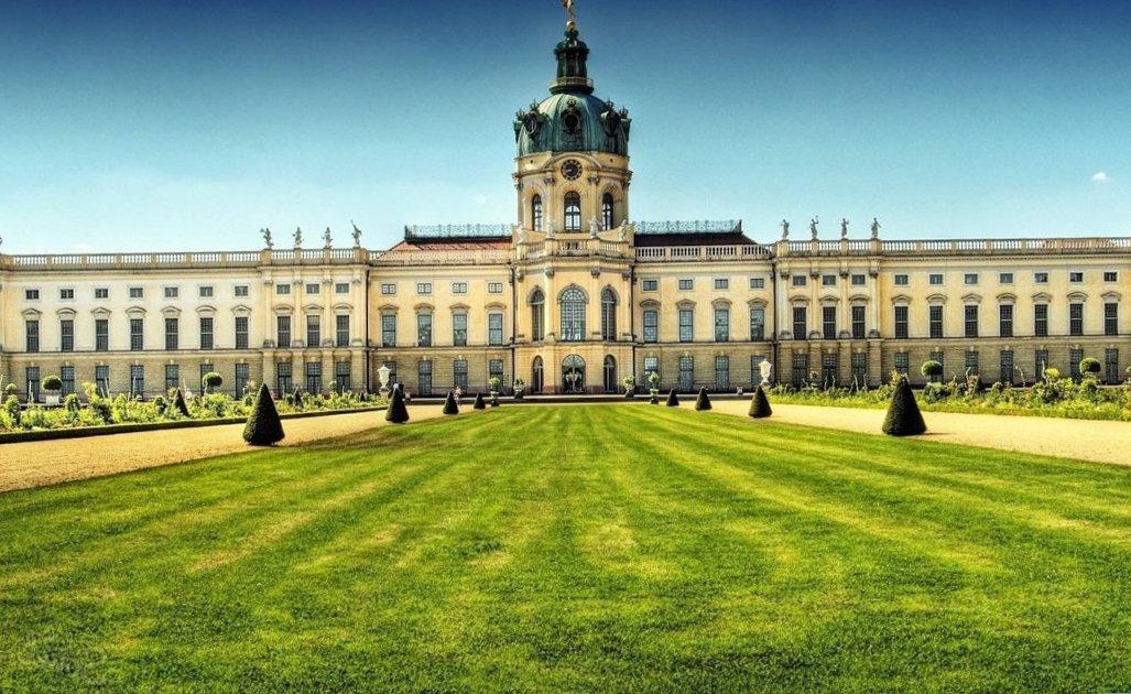 Что посмотреть в Берлине? Замок Шарлоттенбург